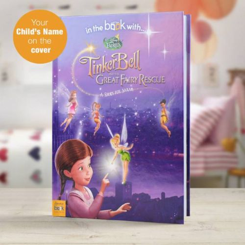 Disney Fairies Story Book